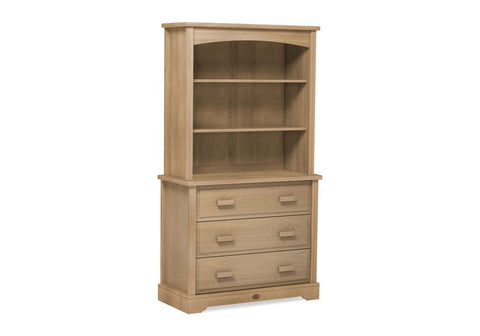 Image of Boori 3 Drawer dresser - Almond - The Stork Has Landed