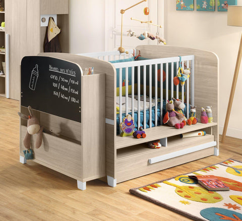 Galipette Alpa Cot Bed