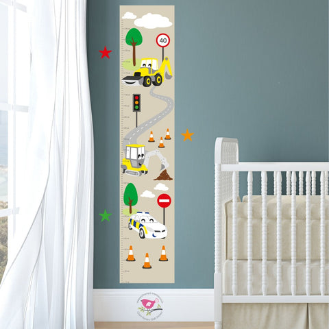 Image of Digger Growth Chart