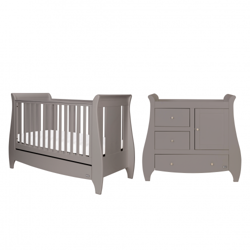Tutti Bambini - Katie 2 Piece Set, Grey - The Stork Has Landed