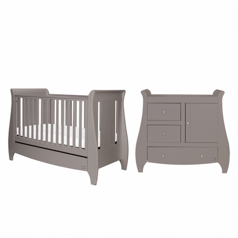 Image of Tutti Bambini Katie 3 Piece Set, Grey - The Stork Has Landed