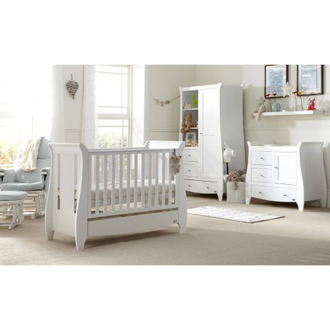 Image of Tutti Bambini - Katie 5 Piece Set White - The Stork Has Landed