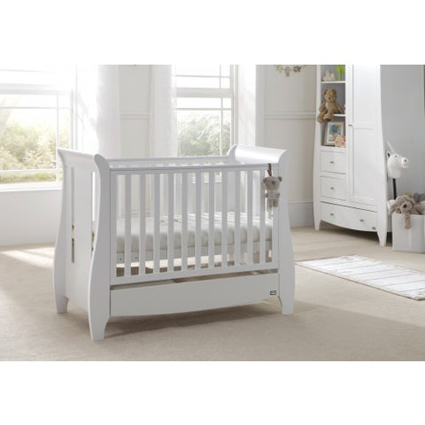 Image of Tutti Bambini - Katie Cot Bed, White