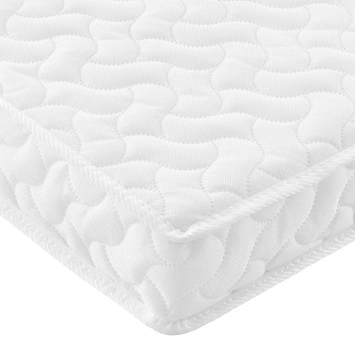 Tutti Bambini - Pocket Sprung Cot Mattress - The Stork Has Landed