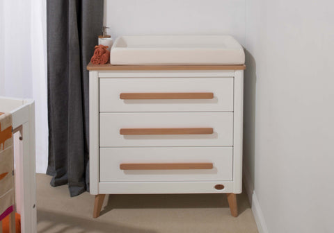 Image of Boori Perla 3 Drawer chest - The Stork Has Landed
