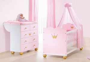 Pinolino 'Princess Karolin' 2 Piece Set - The Stork Has Landed