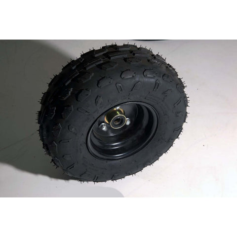 Mini-Blazer Front Wheel Rim & Tire
