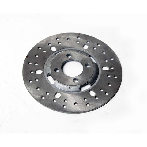 GB150 Utility Hummer Cross Drilled Rear Brake Rotor