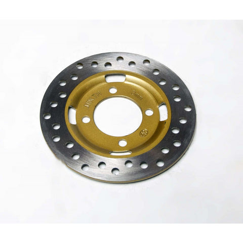X21A Cross Drilled Front Rotor