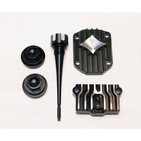 306 CNC Dress Up Kit Black
