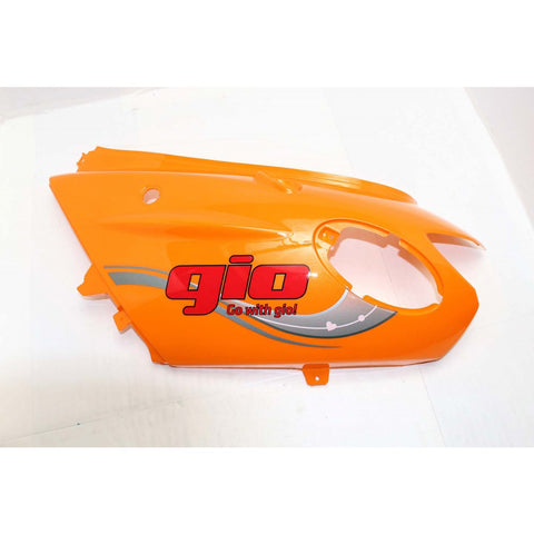 Italia MK Orange Rear Side Cover w/ Logo