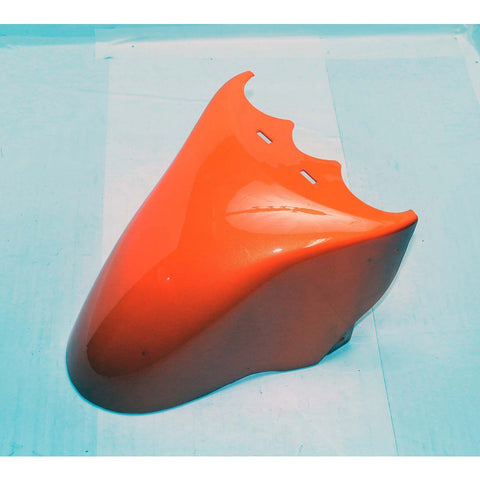 Italia MK Orange Front Mudguard
