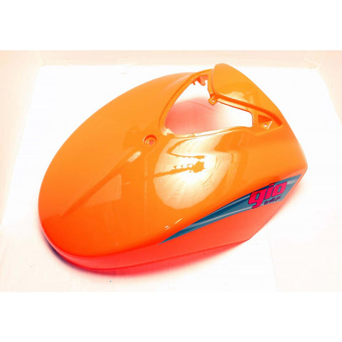 Italia MK Orange Front Cover