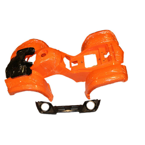 Blazer 125U Body Kit Orange for Blazer 125U