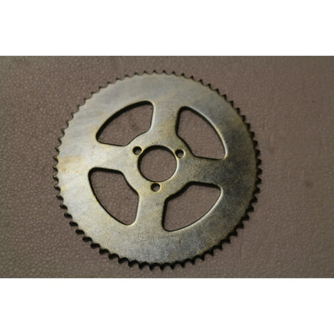 Blazer 60 sprocket