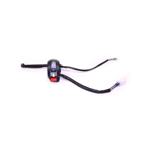 Italia MK Turn Signal Switch w/ Brake Lever