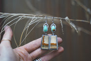 Sandstone + Sky Earrings