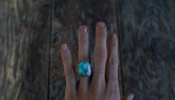 The Tiny Cosmos Ring. 5.75