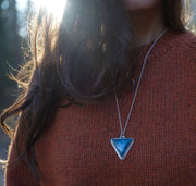 Arrowhead Necklace + Phases of the Moon.