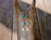 Confluence Earrings.