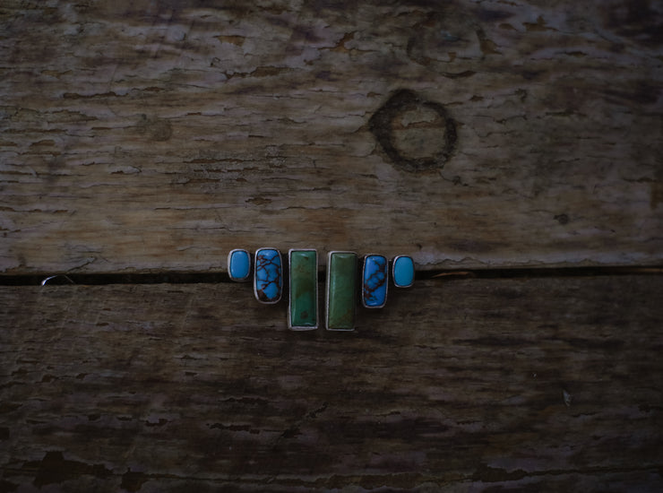 Bar Chart Posts. American Mined Turquoise goodness