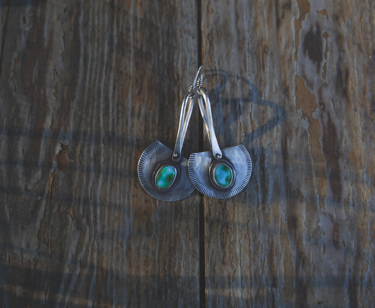Pendulum Earrings.