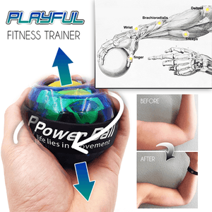 Powerball Wrist & Arm Fitness Trainer