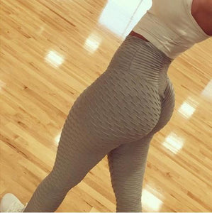 2TX COLORS - High Waist Anti-Cellulite Leggings | Leggings | [option1]