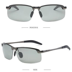 Intelligent Photosensitive Color-changing Glasses - Buy 1 Get 1 Free