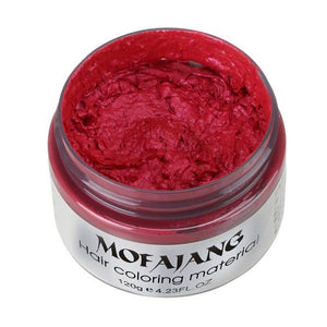 TEMPORARY hair color wax | Beauty, Health, | Red