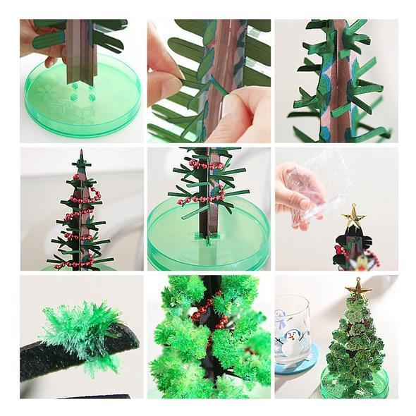 Magic Growing Christmas Tree - Xmas Gift Toy