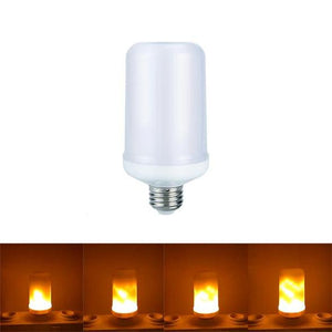 LED Flame Effect Fire Light Bulb | Light Bulb | [option1]