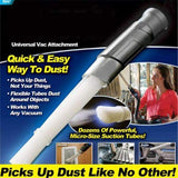 Dust Daddy Brush Vacuum | Home & Kitchen | [option1]