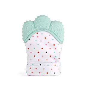 Baby Teething Mitten | Baby | Green