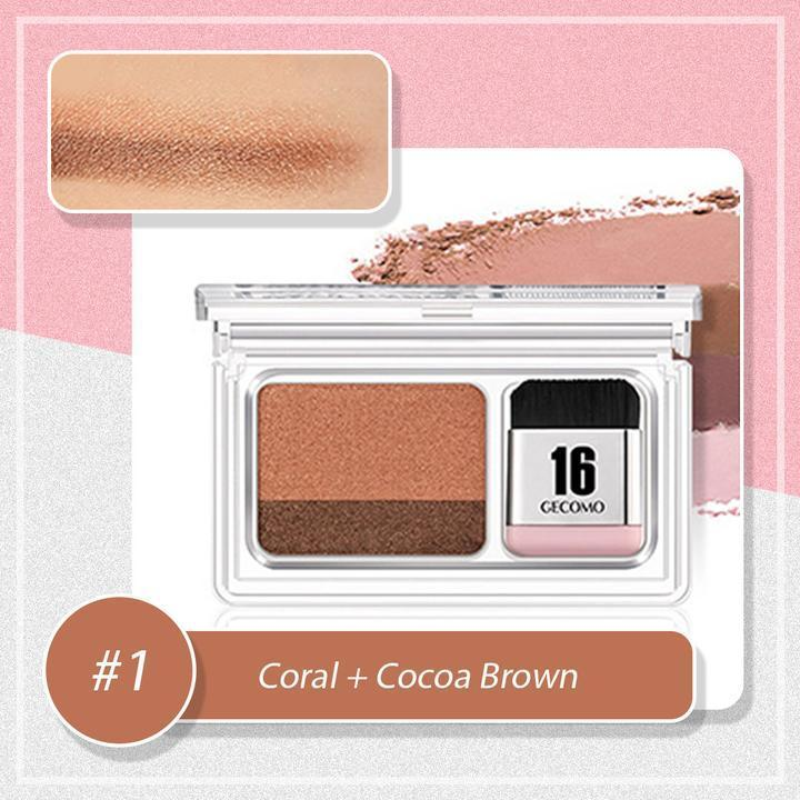 3 Seconds Eyeshadow Palette