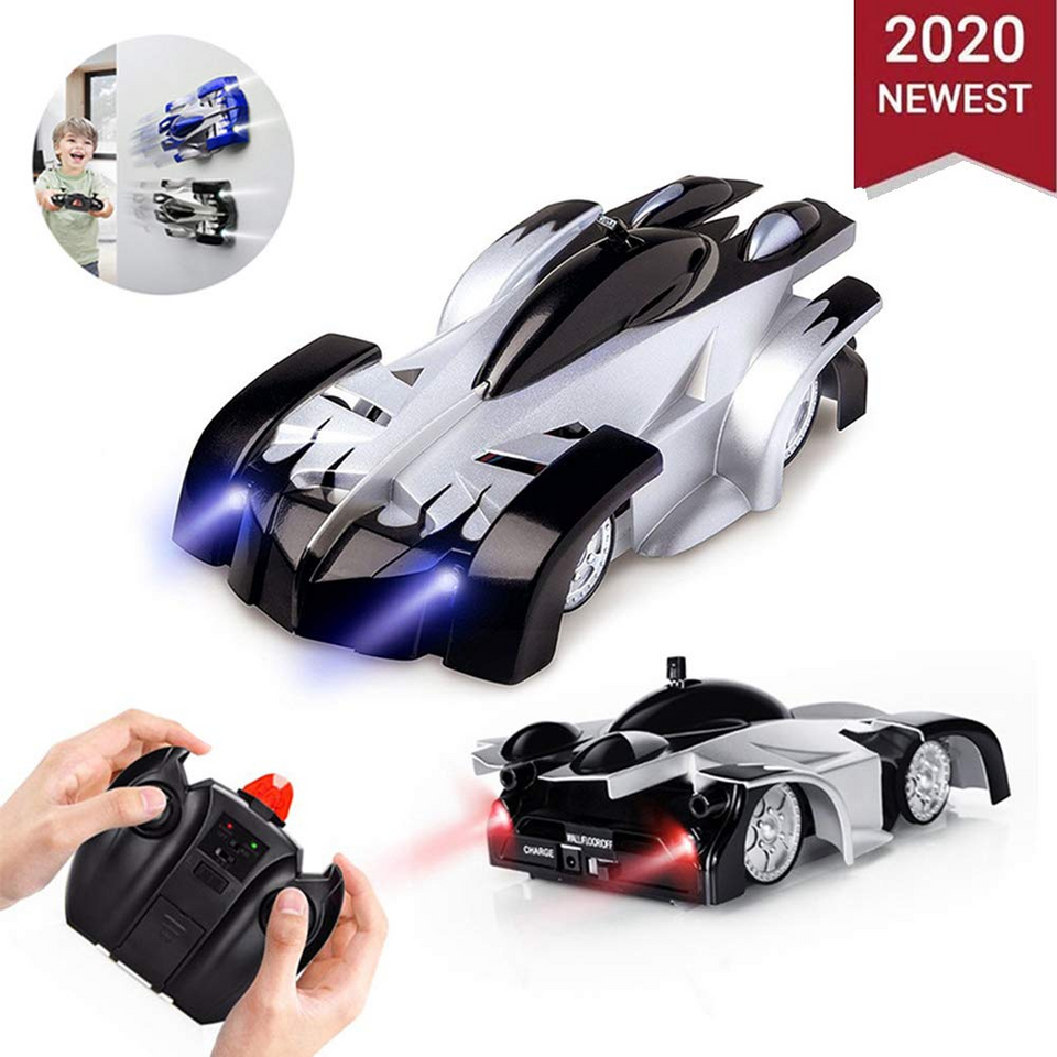 The most popular toys in 2020 - Remote control car that can climb walls