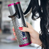 Portable Hair Curler