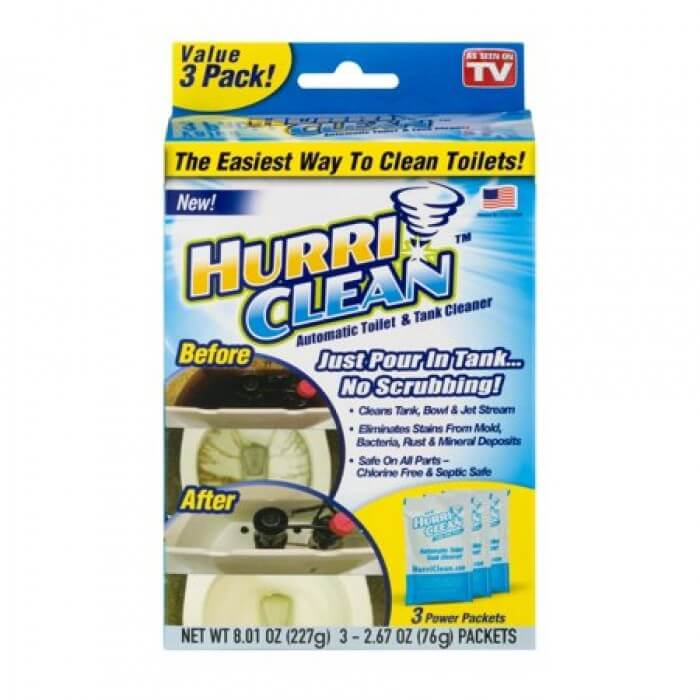 HurriClean™ Toilet Tank Cleaner | [product_type] | [option1]