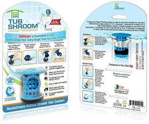 TubShroom - The Revolutionary Tub Drain Protector Hair Catcher | [product_type] | [option1]