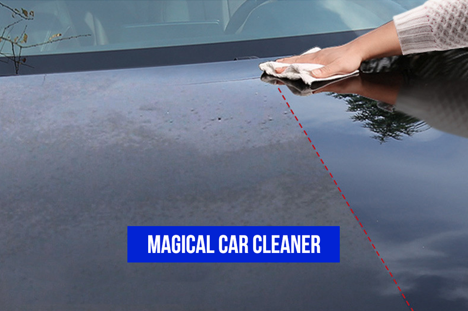 Car Cleaner Spray