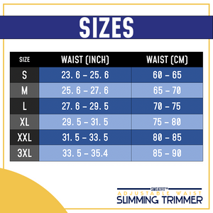 Adjustable Waist Slimming Trimmer