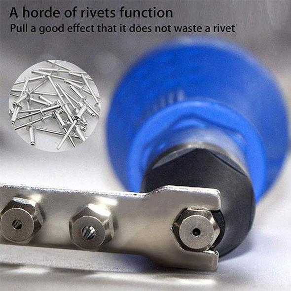 Fast Rivet Guns Adapter and Adapter Components