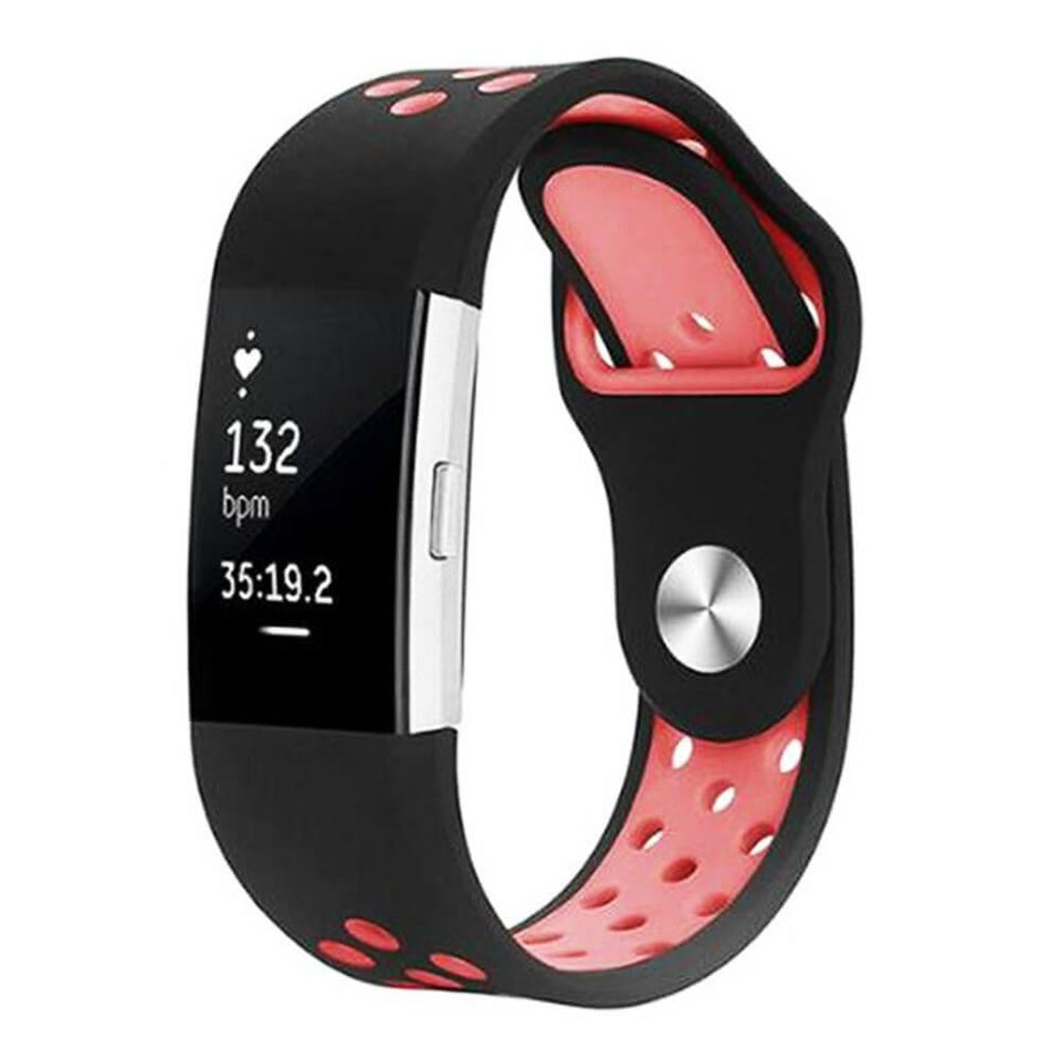 Sports Fitbit Charge 2 Strap | Fitbit Charge 2 | Black Pink