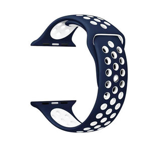 Sports Apple Watch Strap | Apple Watch | Blue White