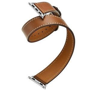 Handcrafted Leather Wrap Apple Watch Strap | Apple Watch | [option1]