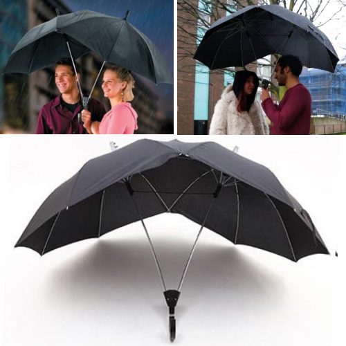Couple Umbrella | [product_type] | Black