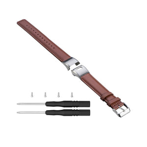 Leather Garmin Vivosmart HR Strap | Garmin Strap | [option1]