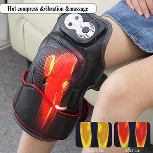 Vibration Heating Knee Massager