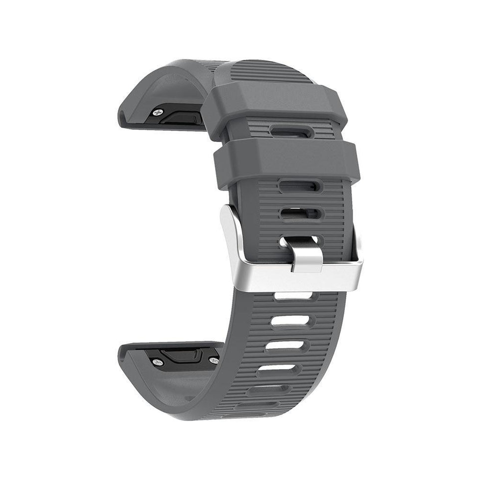 Silicone Sports Garmin Fenix 3/5X/5X Plus Strap | Garmin Watch Strap | [option1]