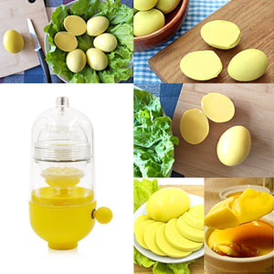 Eggxer Egg Pudding Maker Egg Scrambler Shaker